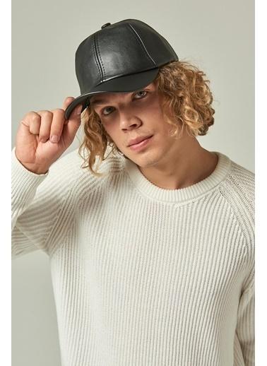 BGJ Accesories Şapka Siyah
